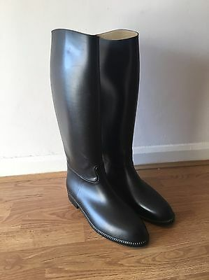 Men's Toggi Quality Rubber Riding Boots Size 10.5