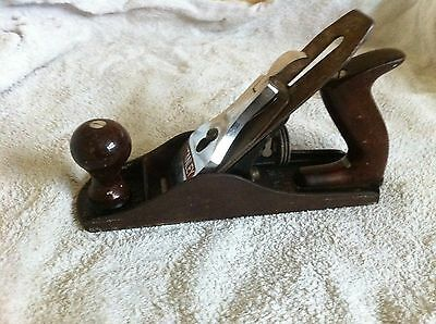 wood plane (stanley baily no 4