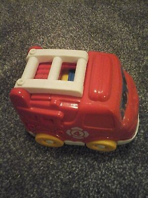 Set of 4 Small Cars - Stackable