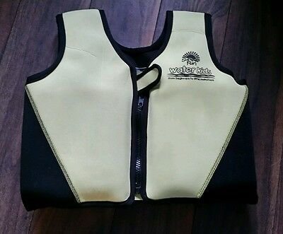 Child's Life Jacket ,  Swimming aid . age 3-6 yrs