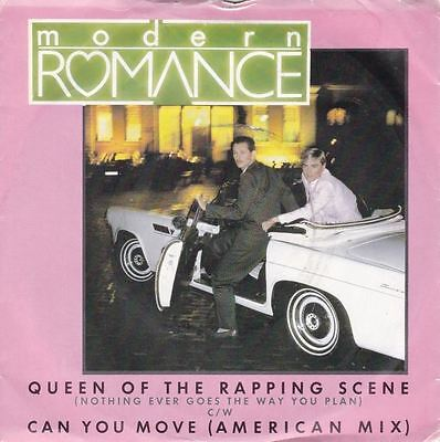 Queen Of The Rapping Scene  7 : Modern Romance