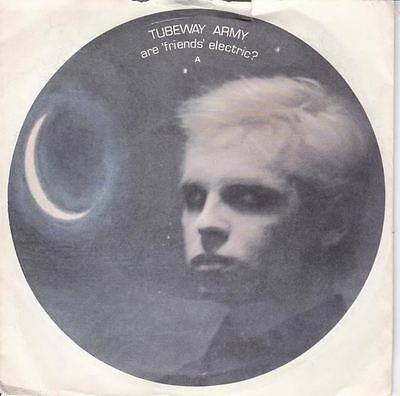 Are 'Friends' Electric? 7 : Tubeway Army