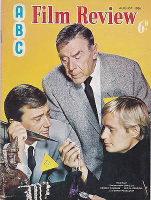 ABC Film Review - August 1966