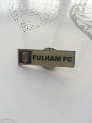 Fulham FC Pin Badge