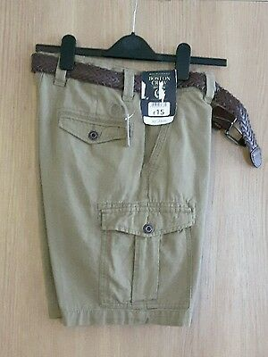 MENS CARGO SHORTS SIZE 30in WAIST  NEW