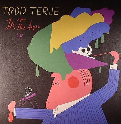 "TERJE, Todd - It's The Arps EP - Vinyl (12"")"