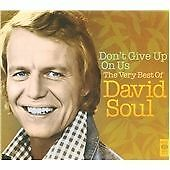 DAVID SOUL SOLE - The Very Best Of - Greatest Hits Collection 2 CD DOUBLE NEW