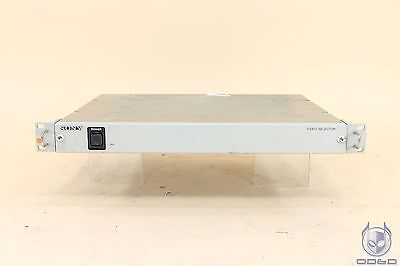 Sony VCS-350 Video selector 19 inch unit