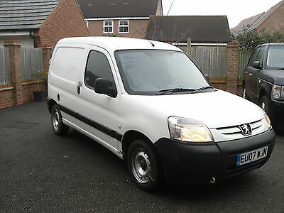 2007 Peugeot Partner Citroen Berlingo Van Petrol Lpg(Choice Of 2)