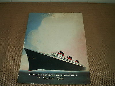 Normandie Belle et rare  brochure  illustrée par Paul Iribe