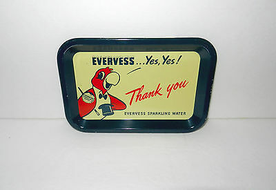 Pepsi vintage tip tray EVERVESS Sparkling Water, Grammes Inc Allentown, Pa 1940s