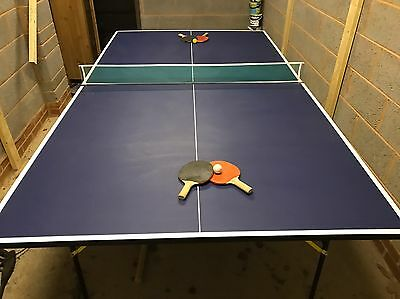 Table Tennis Table Full Size