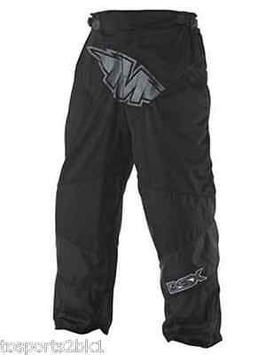 Mission BSX Inline Hockey Pant - Jr X-Small - Black - 102657