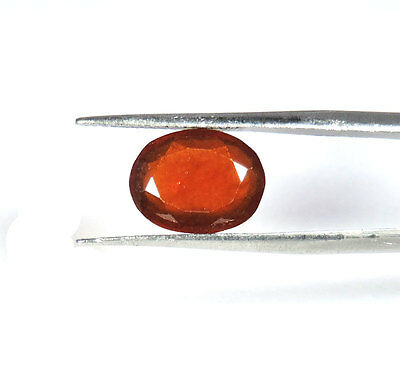 3.80Cts. MIRACULOUS 100% NATURAL AXINITE OVAL  9x11.5MM. CUT LOOSE GEMSTONES