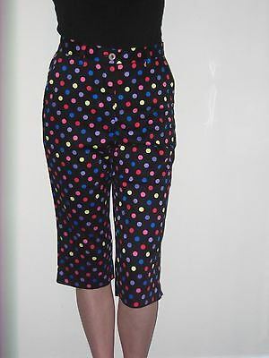 Ladies Size 14 Wackpants The  Latest Crazy Funky Loud Smart Cool Golf Trousers
