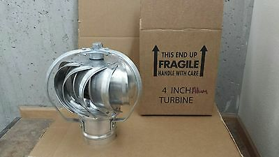 NEW  EMPIRE Ventilator, Turbine, 4in