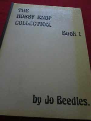 The Hobby Knop Collection Book 1 By Jo Beedles