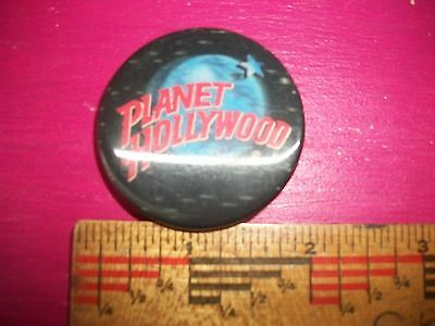 "Planet Hollywood ""3-D"" Pin/Button"