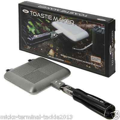 NGT Bankside Sandwich Toaster Carp Fishing Cooking Camping Stove Toastie Maker