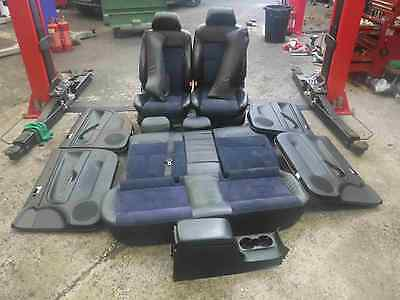 Volkswagen Passat 2001-2005 B5.5 Interior Set Seats Chairs Cards Leather Suade