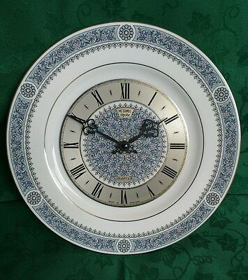 Spode Firenze Plate Wall Clock