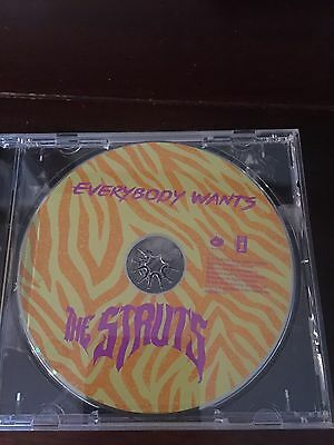 The Struts Everybody Wants CD