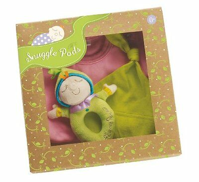 Manhattan Toy Snuggle Pods Gift Set, Sweet Pea