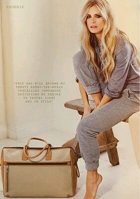 laura bailey for radley phoenix weekend bag