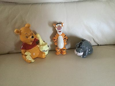 Disney - Winnie the Pooh Pottery Characters