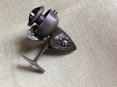 Orvis No. 100A Open Faced Spinning Reel