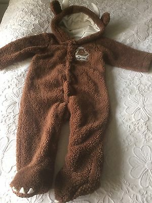 Baby's Gruffolo All In One Suit Size 6-9 Months Debenhams
