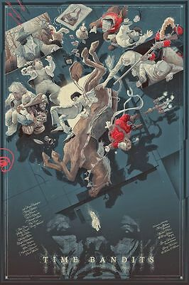 Mondo Print - Time Bandits - Rich Kelly (Edition of 250)