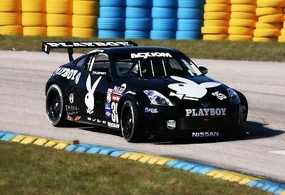 Nissan 350Z Former Grand Am GT Race Car