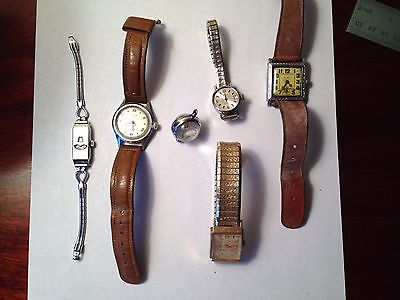 Lot of Vintage and Rare Watches