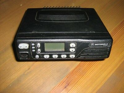 Motorola GM350 VHF Highband Taxi Radio 128ch  Data/Voice