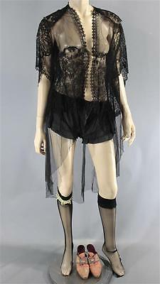 Black Sails Max Jessica Parker Kennedy Screen Worn Robe Shorts & Shoes Ep 101