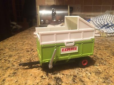 Britains Farm 1:32 Scale Unboxed Class Tipping Trailer
