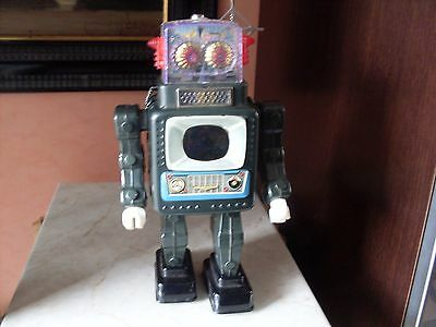 Alps robot japan space television