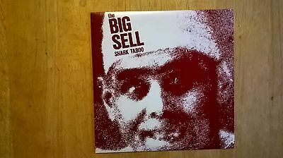 SHARK TABOO  - The Big Sell - Original Vinyl 7'' - Crisis Records 1985 CSS2