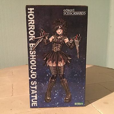 Kotobukiya Horror Bishoujo Edward Scissorhands 1/7 Scale Statue .(Bnib & Sealed)