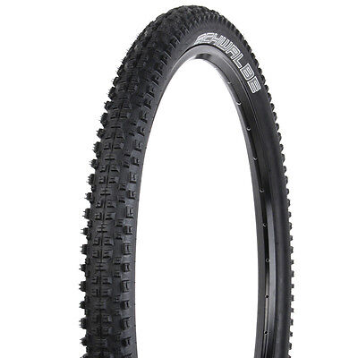 Schwalbe Racing Ralph Tire, 26x2.1 Folding Bead Black with Dual Compound Tread