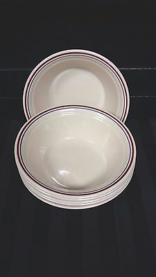 CORELLE ABUNDANCE OR COUNTRY MORN CEREAL SOUP BOWLS NEW 18 oz