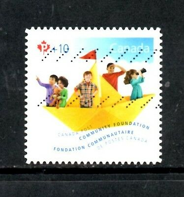 ## NEW ## Canada 2014 Community Foundation semi-postal issue ##