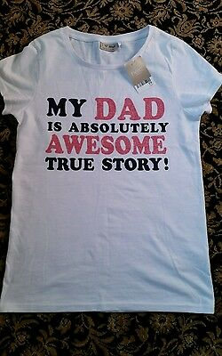 Girls t shirts 12 yrs  from next