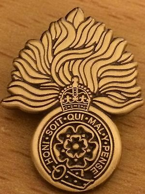 Royal Regiment Of Fusiliers Pin Badge.
