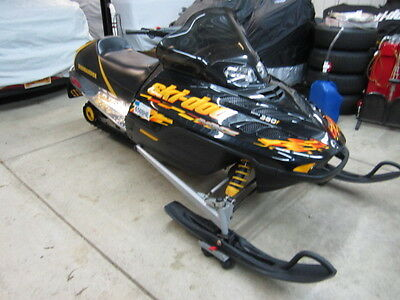 2003 Ski-doo MXZ 380 fan, NO RESERVE!