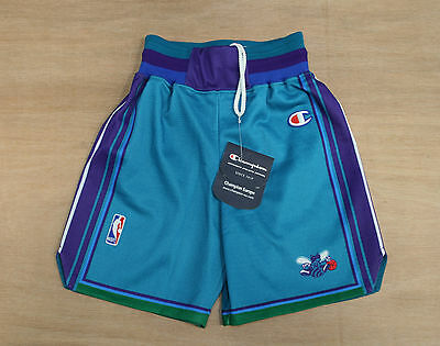 Charlotte Hornets - Youth S / 7-8 Years Old - NBA Basketball Shorts - New & Tags