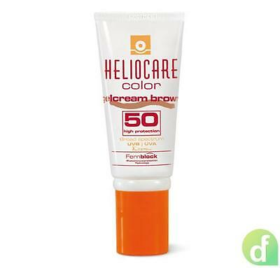 Heliocare SPF 50 Gelcream color brown - IFC