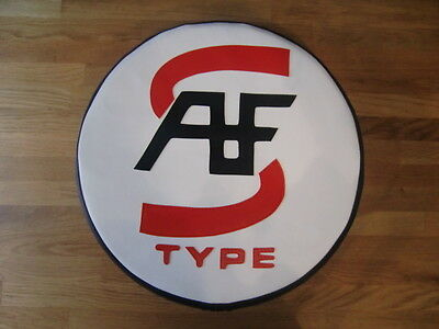 Large S Type Scooter Wheel Cover