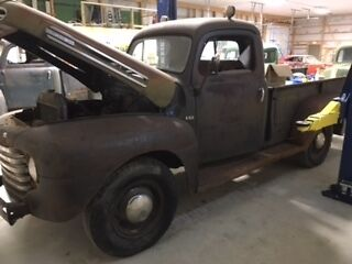 1949 Ford Other  1949 Ford F-68